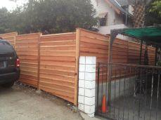 Echo Park Fence