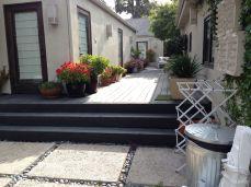 original redwood deck